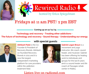 Rewired Radio with Erica Spiegelman